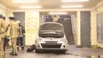 Բեռլինում ավտոմեքենան մխրճվել է մետրոյի կայարանը․ 6 մարդ տուժել է (տեսանյութ)