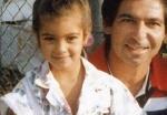 Ким Кардашьян: «Я так счастлива, что ты был моим отцом»