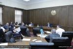 Տեղի է ունեցել ՀՀ ԱԺ խորհրդի նիստ