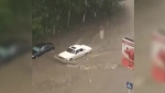 Հյուսիսային Օսիայում տեղատարափ անձրևը «սրբել-տարել» է կամուրջն ու քանդել գազատարը (տեսանյութ)
