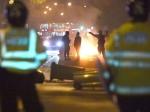 Լոնդոնում բախվել են ցուցարարներն ու ոստիկաները (տեսանյութ)