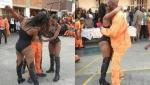 Բանտի աշխատակիցներին հեռացրել են աշխատանքից ստրիպտիզ երեկույթի մասնակցելու համար (լուսանկար)