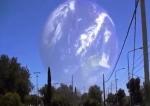 Իսպանիայում ամպերը երկնքում երկրագնդի պատկեր են ստեղծել (տեսանյութ)