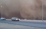 Փոշու ամպը ծածկել է Քուվեյթը (տեսանյութ)
