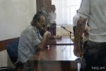 Ժիրայր Սեֆիլյանի գործով դատական նիստը կրկին մեկնարկել է լարված մթնոլորտում (տեսանյութ)