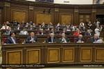 ԱԺ-ն ընդունեց Կառավարության 2016թ․ պետական բյուջեի կատարողականը