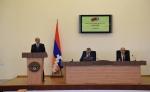Խորհրդարանը հատուկ նիստում Բակո Սահակյանին ընտրեց Արցախի նախագահի պաշտոնում