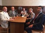 Արցախի ՄԻ պաշտպանն ընդունել է միջազգային աշխատանքային խմբի համանախագահներին