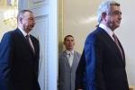 Մոսկվան հերքում է Սարգսյան-Ալիև հանդիպման կազմակերպման լուրերը