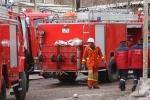 Հրդեհ է բռնկվել Ոսկեհասկ գյուղի տներից մեկի բակում գտնվող մարագում և ավտոտնակում