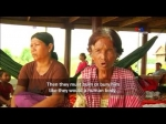 Կամբոջայի բնակչուհին հավատացած է, որ հորթն իր վերակենդանացած ամուսինն է