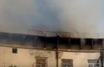 Բաքվում բնակելի շենք է այրվել