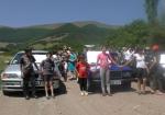 Արդվեցիները փակել են գյուղ մտնող ճանապարհը. դեմ են հանքի շահագործմանը