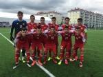 Հայաստանի Մ-19 հավաքականը դուրս եկավ միջազգային մրցաշարի եզրափակիչ