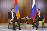 Քննարկվել են Հայաստան Մեդվեդևի այցի ժամկետները