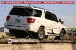 Կոտայքում վթարի է ենթարկվել ծանրորդ  Յուրի Վարդանյանի ծառայողական ավտոմեքենան. 12-ամյա երեխան տեղափոխվել է հիվանդանոց