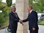 Սոչիում հանդիպել են Սերժ Սարգսյանը և Վլադիմիր Պուտինը