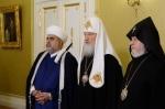 Մոսկվայում հանդիպել են ՀՀ, Ադրբեջանի և Ռուսաստանի հոգևոր առաջնորդները