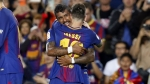 Покер Месси помог «Барселоне» разгромить «Эйбар» (видео)