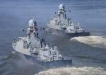 На Каспийской флотилии РФ начались тренировки экипажей с выполнением задач при нахождении кораблей в пунктах базирования
