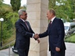 Վլադիմիր Պուտինը շնորհավորել է Սերժ Սարգսյանին