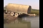 Ինչպես է Սիրիայի բանակը հատում Եփրատ գետը