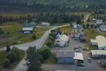 Сегодня на Аляске проживает всего 741,000  человек