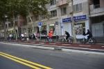 Թբիլիսիում բացվել է հեծանվային առաջին արահետը
