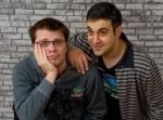 Գարիկ Մարտիրոսյանը և Գարիկ Խարլամովը Երևանի մասին երգ են կատարել Comedy Club-ում