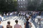 ՌԴ Կրթության նախարարին նման ընդունելության արժանացնելու տեսարանը ինձ հիշեցրեց 11-րդ Կարմիր բանակի մուտքը Երևան