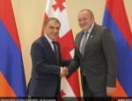Վրաստանի նախագահ. «Մեր եղբայրական սիրտը ցավում է ադրբեջանա-հայկական հակամարտության համար»