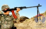 Հակառակորդը հրադադարի պահպանման ռեժիմը խախտել է տարբեր տրամաչափի հրաձգային զինատեսակներից