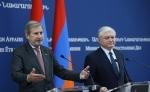 Էդ․Նալբանդյան․ «Նախաստրոգարվել է Հայաստան-ԵՄ Համապարփակ և ընդլայնված գործընկերության համաձայնագիրը» (տեսանյութ)