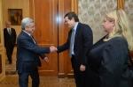 Սերժ Սարգսյանն ընդունել է ԵԱՀԿ ՄԽ ամերիկացի նորանշանակ համանախագահին