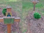 Սա միլիարդատեր Բորիս Բերեզովսկու գերեզմանն է․ խորհրդանշական է, չէ՞ (լուսանկար)