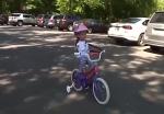 Արտասովոր հեծանիվ՝ արտասովոր աղջկա համար