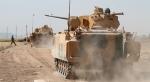Թուրքիան շարունակում է զինտեխնիկա կուտակել Սիրիայի տարածքում