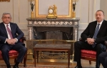 Ժնևում այսօր կհանդիպեն Սերժ Սարգսյանն ու Իլհամ Ալիևը
