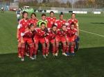 Հայաստանի Մ-19 տ. աղջիկների հավաքականը պարտվեց Շոտլանդիային