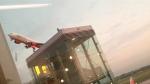 Գերմանացի օդաչուն վտանգավոր մանևրով վախեցրել է ուղևորներին
