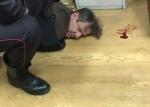 Հրապարակվել են «Էխո Մոսկվի» ռադիոկայանի գլխավոր խմբագրի տեղակալի վրա հարձակված տղամարդու ձերբակալման կադրերը (տեսանյութ)