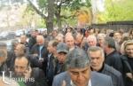 «Առինջ մոլ»-ի առևտրականներն ԱԺ-ի դիմաց ակցիա են իրականացրել (տեսանյութ)