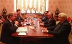 Հայաստանի արտգործնախարարը հանդիպել է ԵԱՀԿ Մինսկի խմբի համանախագահներին