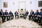 Հանդիպել են Սերժ Սարգսյանն ու Վլադիմիր Պուտինը (տեսանյութ)