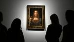 Լեոնարդո դա Վինչիի կտավի գինը բացարձակ ռեկորդ է սահմանել