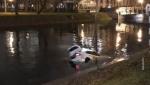 Պետերբուրգում տաքսին վերածվել է նավակի