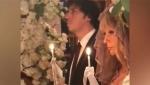 Գալկինն ու Պուգաչովան եկեղեցում պսակադրվել են (տեսանյութ)