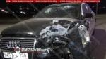 Իսակովի պողոտայում բախվել են Audi A8-ն ու Opel-ը. կան վիրավորներ
