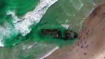 Ռուսական նավ-ուրվականը հասել է Կալիֆոռնիայի ափեր