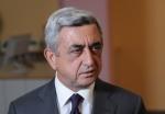 Սերժ Սարգսյանը կմեկնի Բելգիա